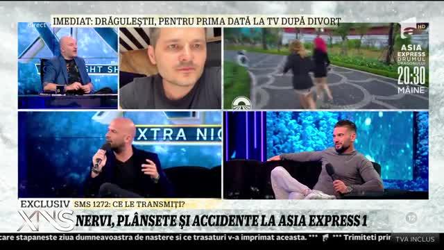 Întâmplare nespusă din Asia Express sezonul 1. Ce a făcut Daniela Crudu. Vedeta a fost dată de gol de Dorian Popa