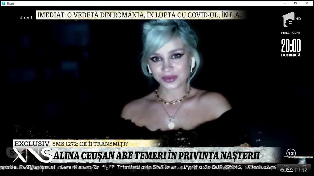 Alina Ceușan este gravidă: A fost planificat. Nu mă simt deloc rău