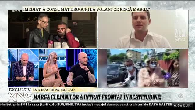 Ioniță de la Clejani, reacție fulger după accidentul Margheritei: Nu a consumat droguri!