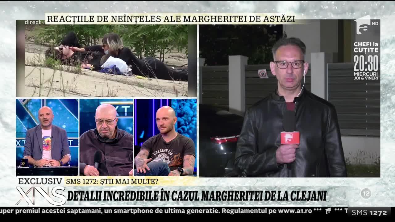 Reacțiile de neînțeles ale Margheritei de la Clejani