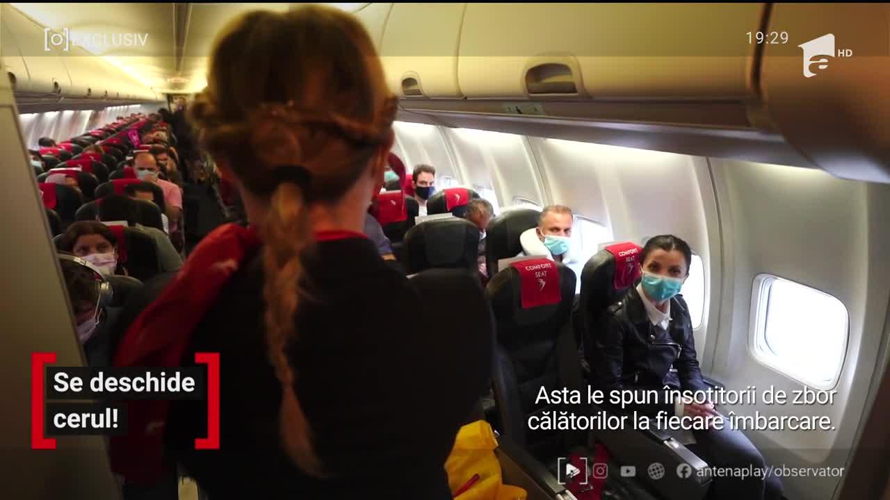 Vom putea din nou să călătorim cu avionul. Cum va arăta un zbor și ce condiții trebuie să respecți ca să poți intra în aeroport