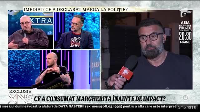 Ioniță de la Clejani, informații bombă! Ce a consumat Margherita înainte de accident?