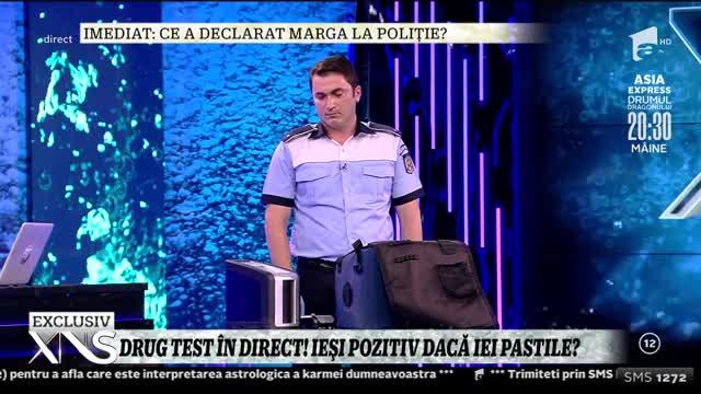 Dan Capatos, supus unui test antidrog în direct la emisiune! Care este motivul și ce a indicat rezultatul drug-testului! |VIDEO