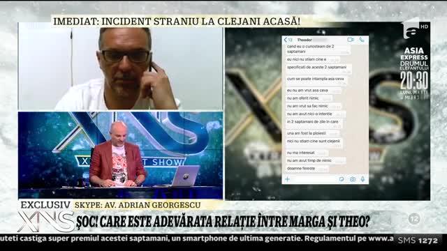 Viorica de la Clejani, declarații după întâlnirea cu Theo