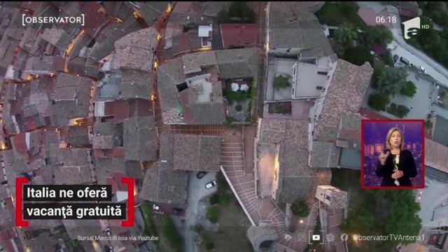 Vacanță gratuită, în Italia! Ce trebuie să facă românii pentru a petrece o săptămână într-o vilă superbă, fără niciun cost