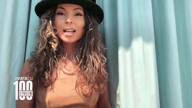 """Cântăreața AMI, dezvăluiri pentru """"Vara cu 100 de prieteni""""! Supriză mare pentru fani, urmează colaborări incendiare"""