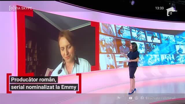 Serialul britanic Killing Eve, filmat în România! Iuliana Tarnoveţchi a făcut dezvăluiri despre producția nominalizată la Emmy