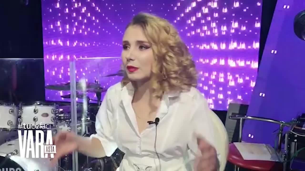 Îți amintești de Rucsandra Iliescu de la trupa Blaxy Girls? Cum arată azi și ce a dezvăluit fanilor