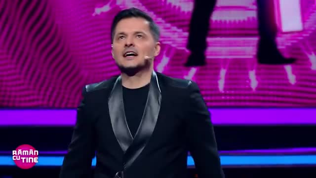 """Marian Pavel, ceterașul din Maramureș, show de senzație în platou la """"Rămân cu tine""""! Fetele l-au admirat, dar în final l-au refuzat!"""