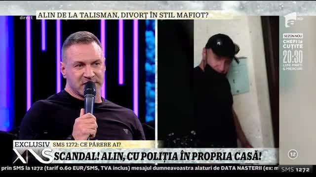 """Alin Oprea, scandal monstru cu soacra! Artistul a sunat la 112: """"Mă agresează femeia""""   VIDEO"""