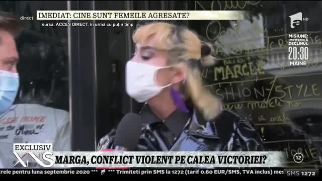 Margherita de la Clejani, declarații înjositoare la adresa jurnaliștilor: Ești murdar!