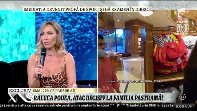 Raluca Podea, atac decisiv la familia Pastramă: Nu am nevoie de niciun ban de la nimeni!