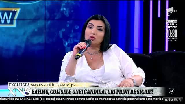 Adriana Bahmuţeanu, culisele unei candidaturi printre sicrie!