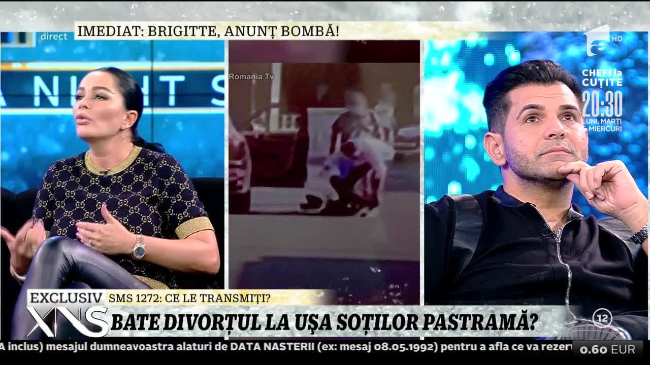 """Brigitte, despre presupusa aventură a lui Florin Pastramă: """"Am probleme cu inima. Puteam să mor!"""""""