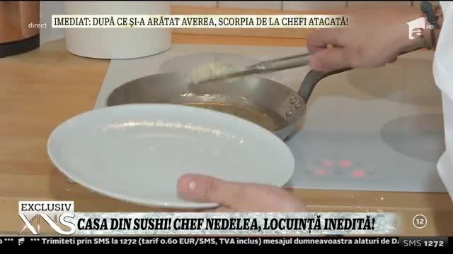 Casa din sushi! Chef Silviu Nedelea are o locuință inedită: Ne plac lucrurile vechi!