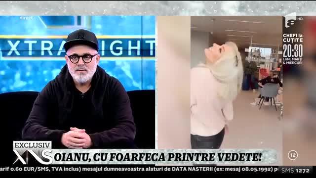 Adrian Oianu, cu foarfeca printre vedete! Cine s-a îmbrăcat bine?