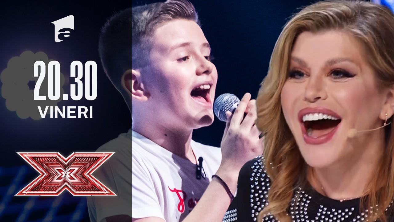 X Factor 2020: David Adrian Ștefan - Who's Lovin' You