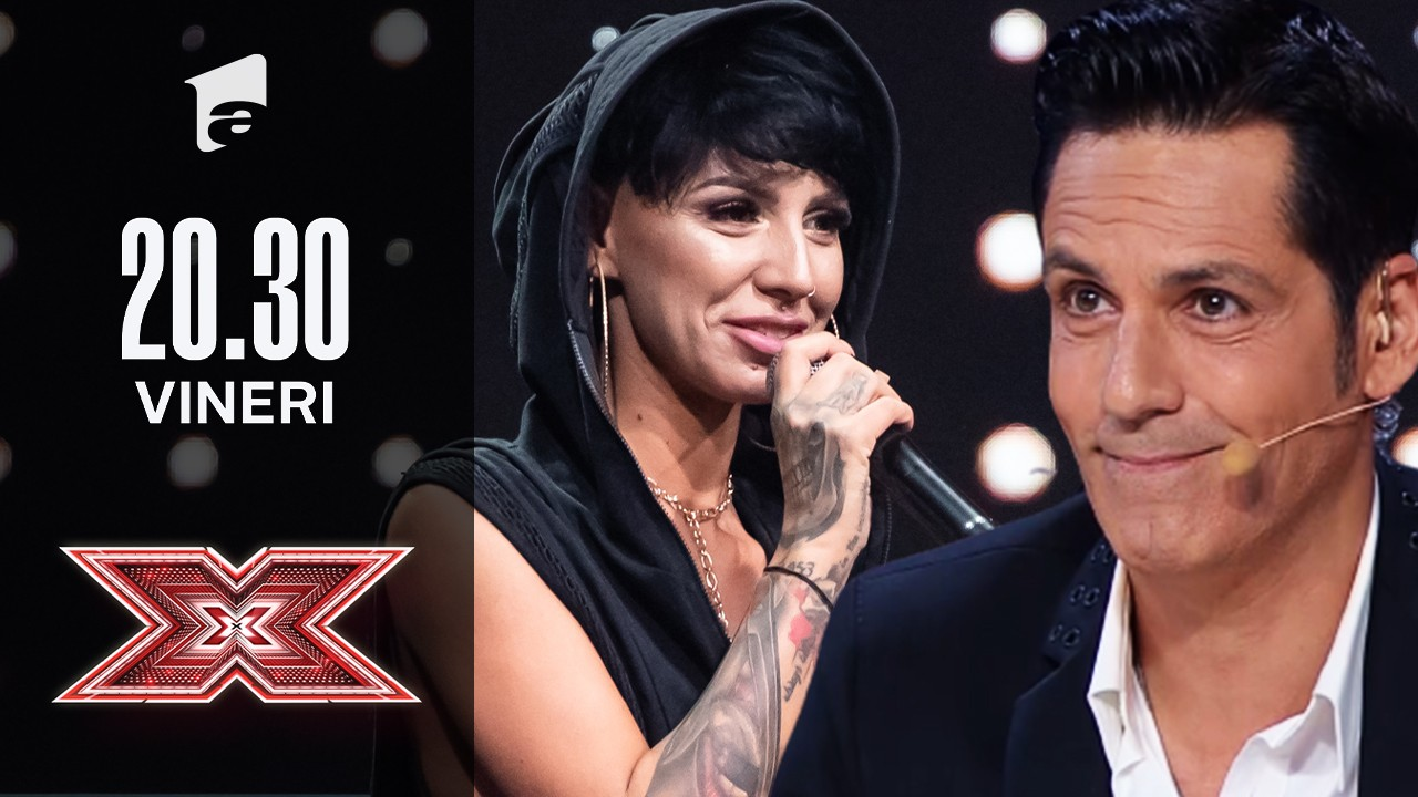 X Factor 2020: Cristina Gheorghe - We Don't Have to Take Our Clothes Off