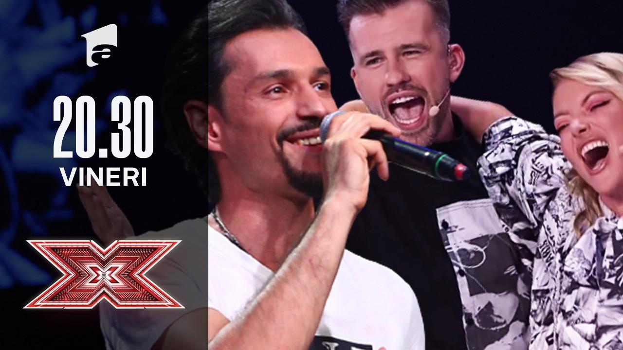 X Factor 2020: Ioan Păduraru - I Believe I Can Fly