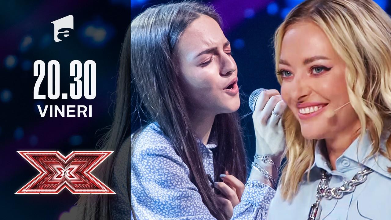 X Factor 2020: Andrada Maria Ghiduruș - I Dreamed A Dream