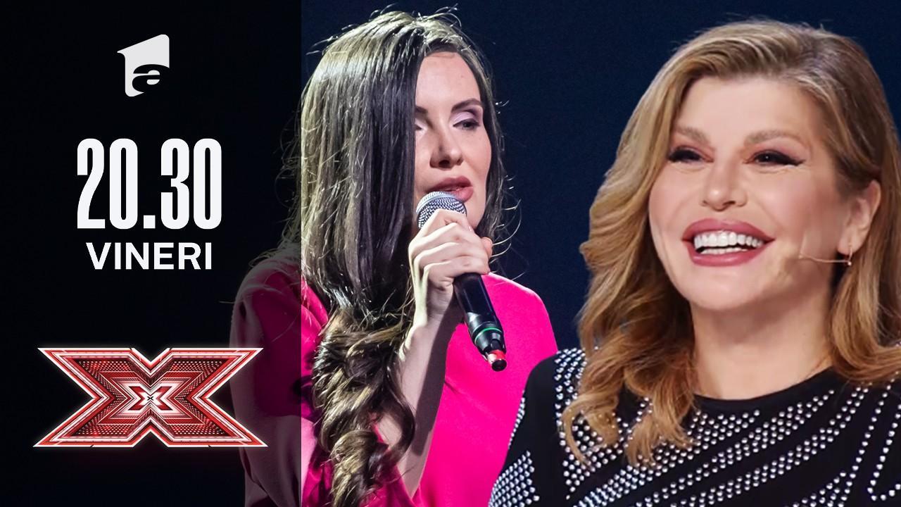 X Factor 2020: Simona Smultea - Bang Bang