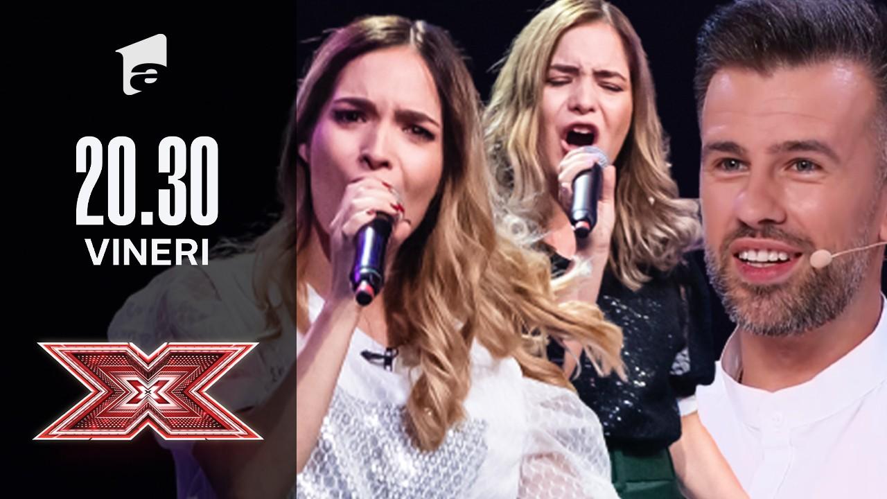 X Factor 2020: Diana și Denisa Simion - Dance Monkey
