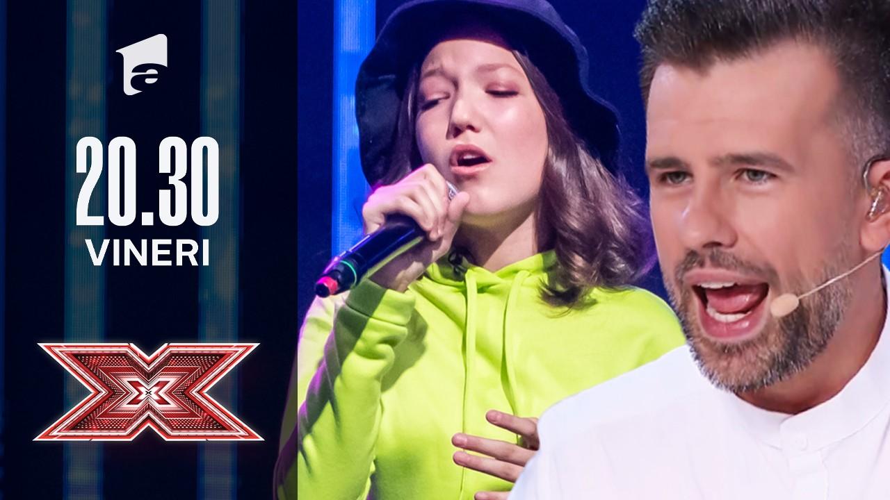 X Factor 2020: Carla Ioniță - I Don't Wanna Be You Anymore