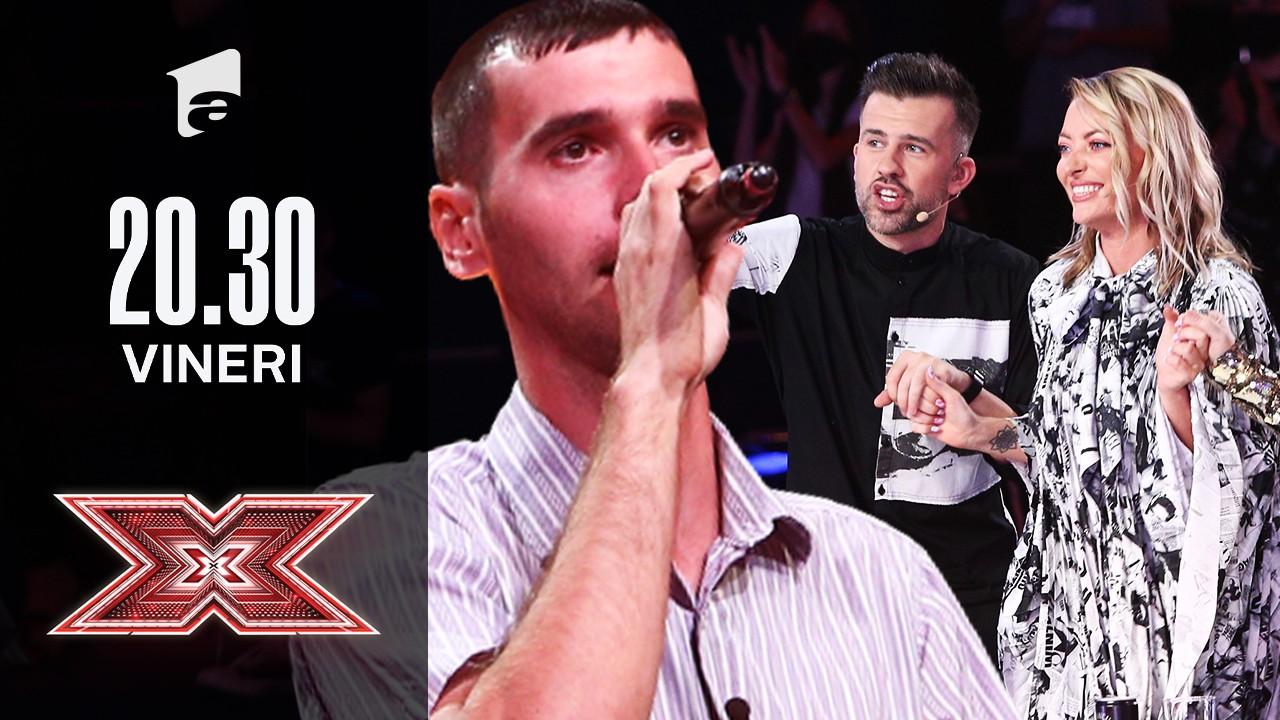 X Factor 2020: Mihăiță Liviu Stan - Sus paharul