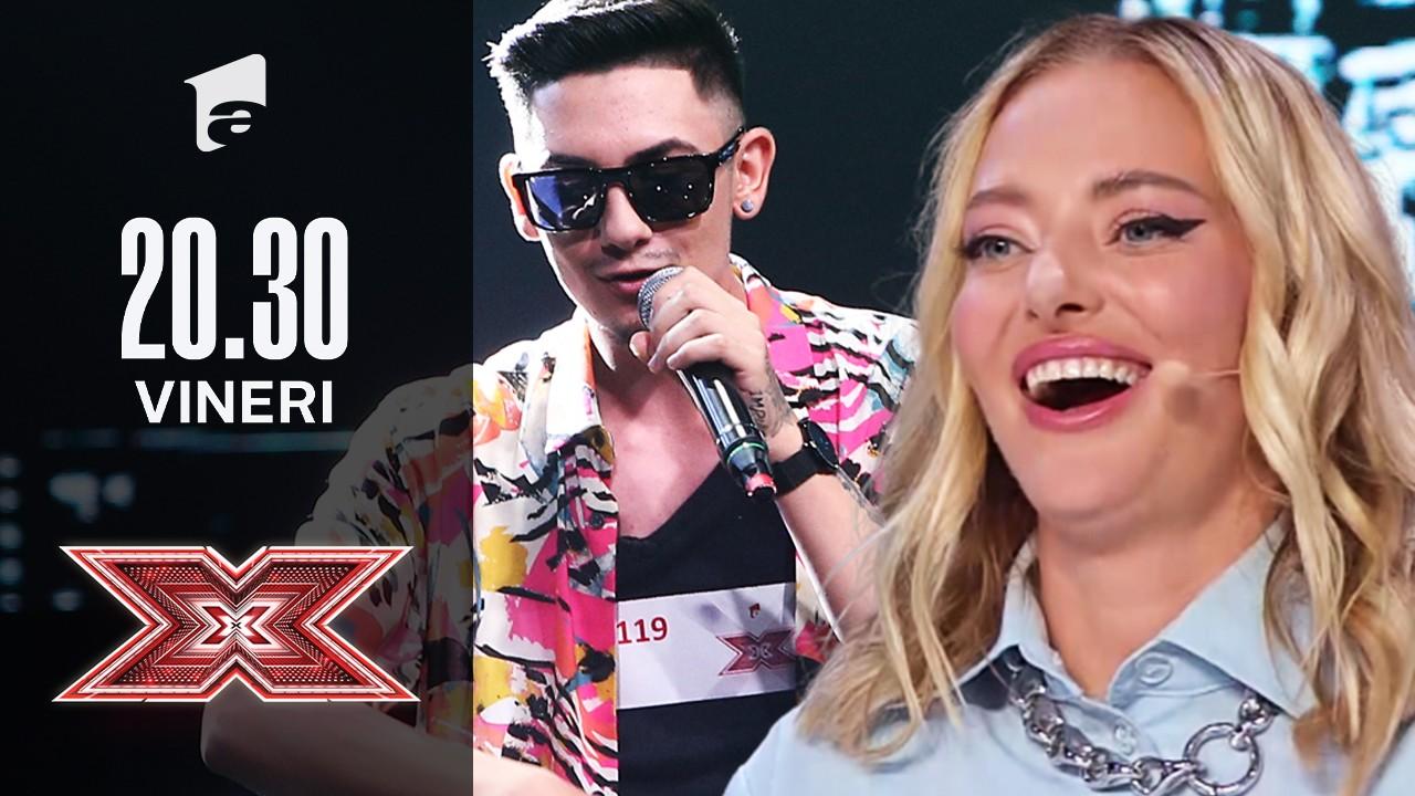X Factor 2020: Costi Pucă - Puștoaico