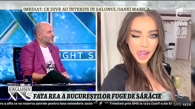 Oana Marica, fata rea a Bucureștilor: Nu am fost niciodată îndrăgostită și nici nu-mi doresc