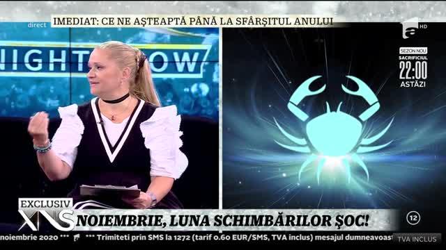 Horoscop noiembrie 2020. Astrologul Mariana Cojocaru: Luna schimbărilor șoc!