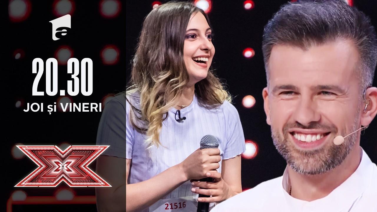 X Factor 2020: Parascheva Burduja - If I Die Young