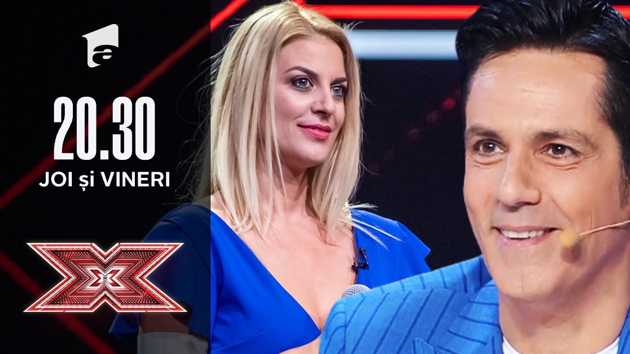 X Factor 2020: Beatrice Giurgiu - Mercy On Me