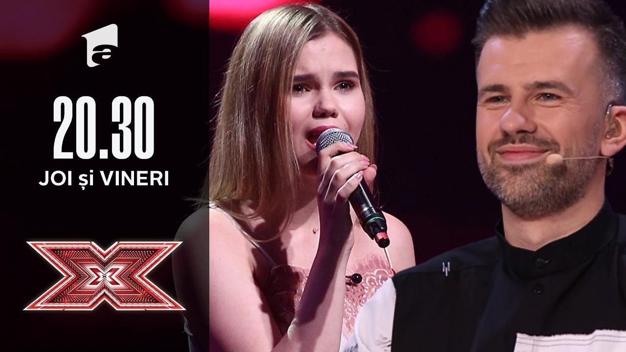 X Factor 2020: Cezara Daiana Niculcia - Te iubeam