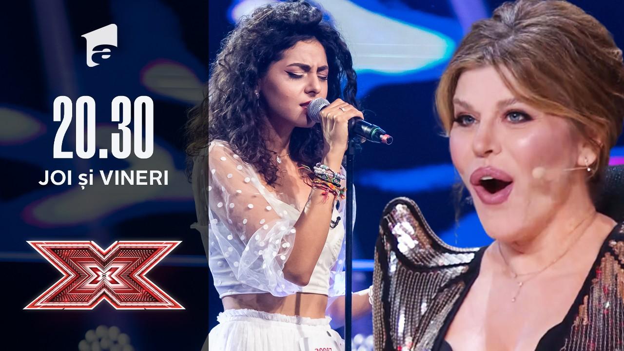 X Factor 2020: Jasmina Glodeanu - Chuva