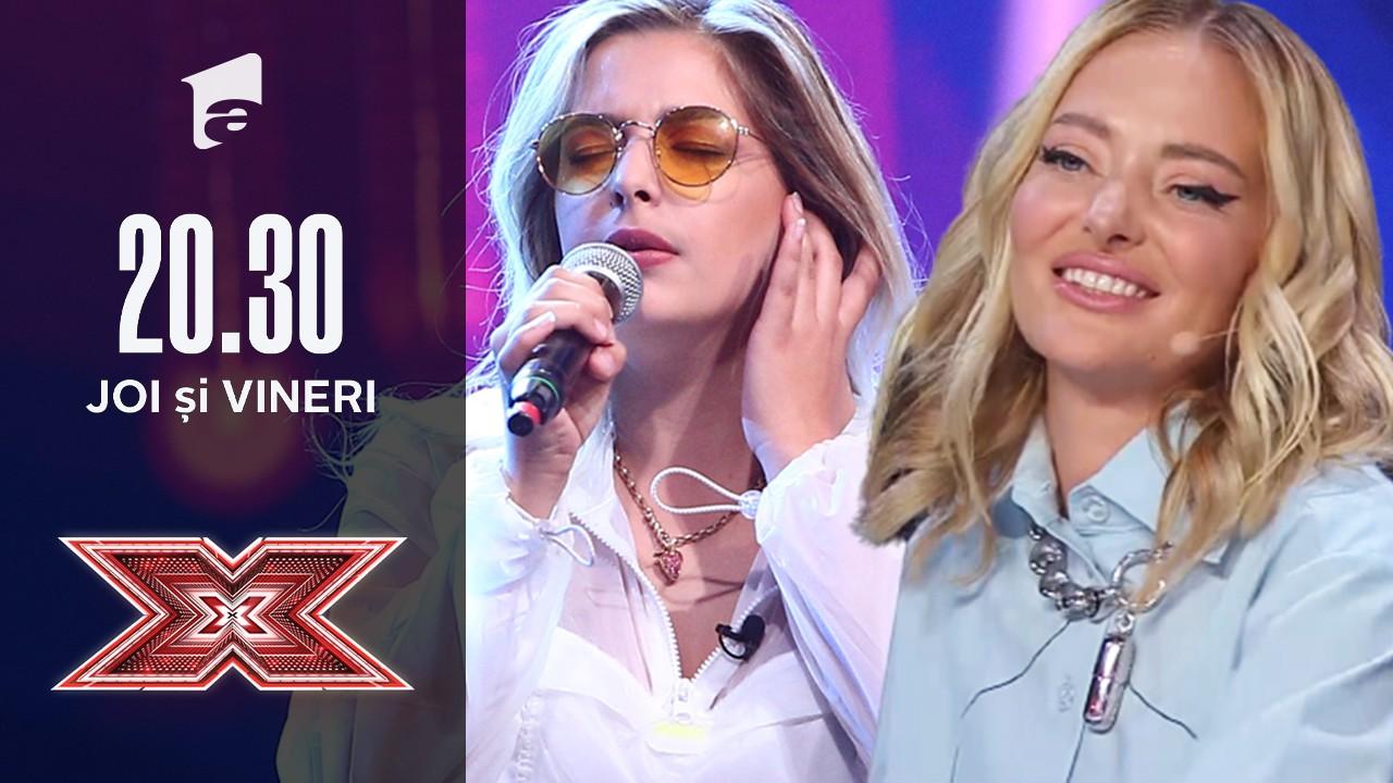X Factor 2020: Katarina Dyer - Love On The Brain