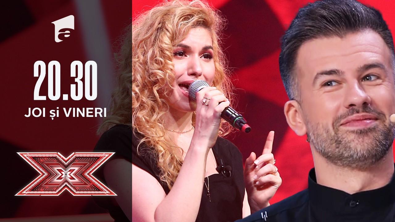 X Factor 2020: Ana Maria Roșu - Ain't No Way