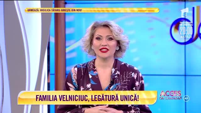 Alexandra şi Ştefan Velniciuc, apariţie rară la Acces Direct!