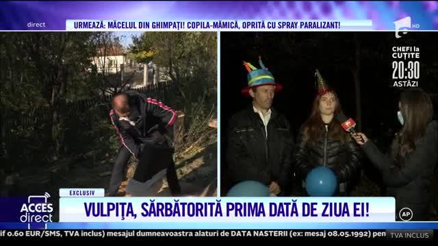 Ziua Vulpiței, mare fast în casa din Buzău! Cei doi soţi au petrecut frumoasa zi unul în compania celuilalt