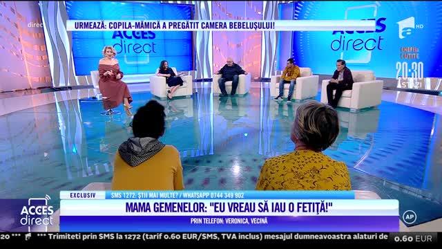 Confruntare între mama și tatăl gemenelor de patru anișori! Mirela Vaida: Ai un vocabular pe care nu l-aș fi văzut la o femeie care are trei fete!