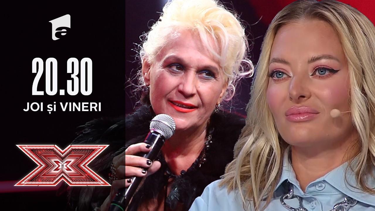 X Factor 2020: Silvia Mitrache - The Best