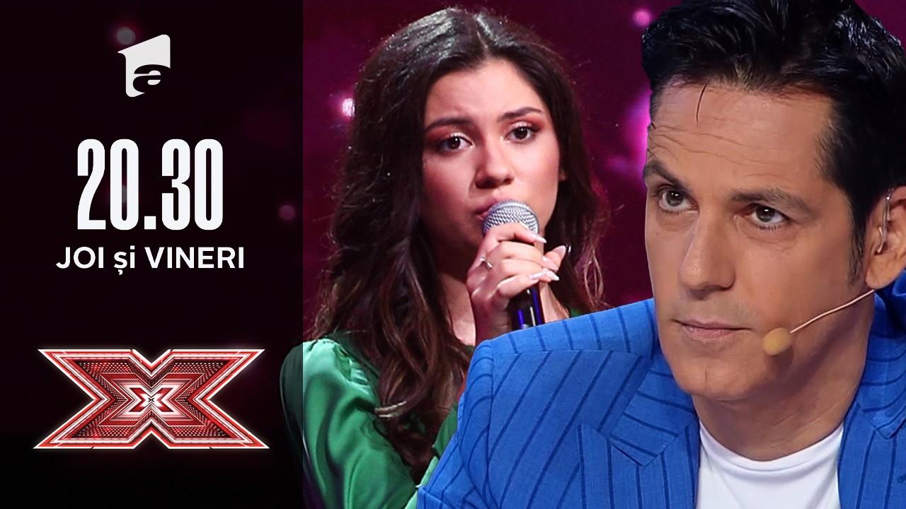 X Factor 2020: Andrada Barangă - Run To You