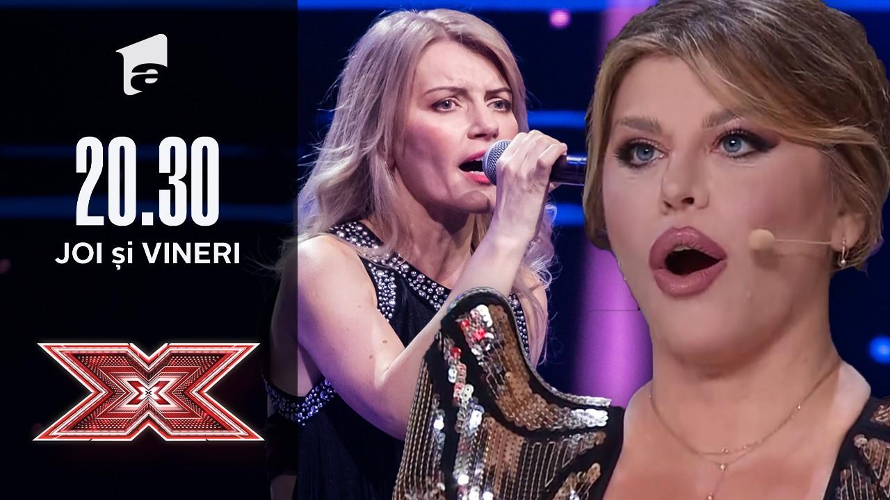 X Factor 2020: Carmen Macovei - If I Could Turn Back Time