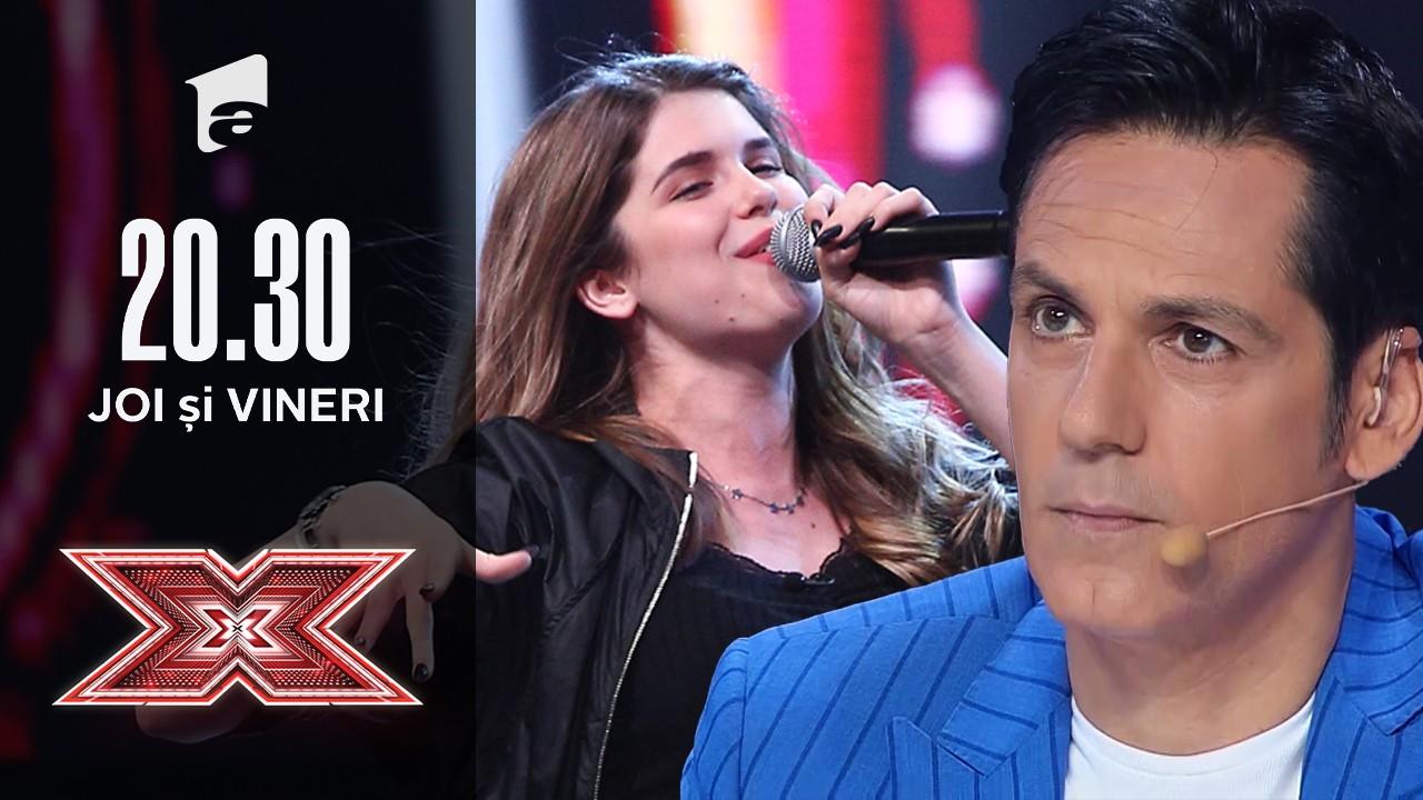X Factor 2020: Daria Pintilie – Survivor