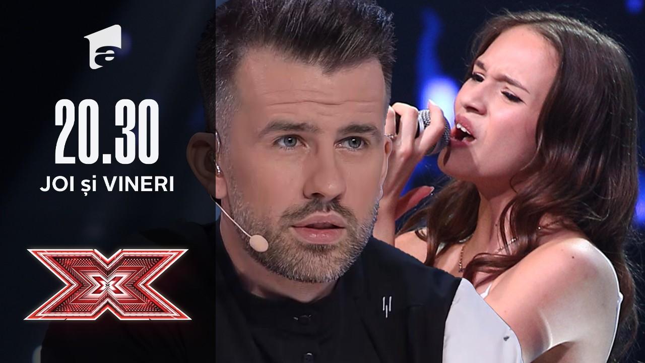 X Factor 2020: Karina Ștefan - If I Ain't Got You
