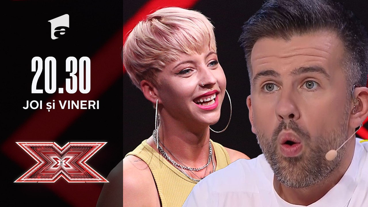 X Factor 2020: Miruna Puiu - Diamonds