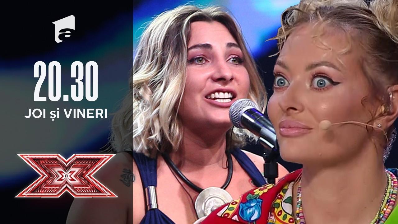 X Factor 2020: Roxana Ene - Cine iubește și lasă