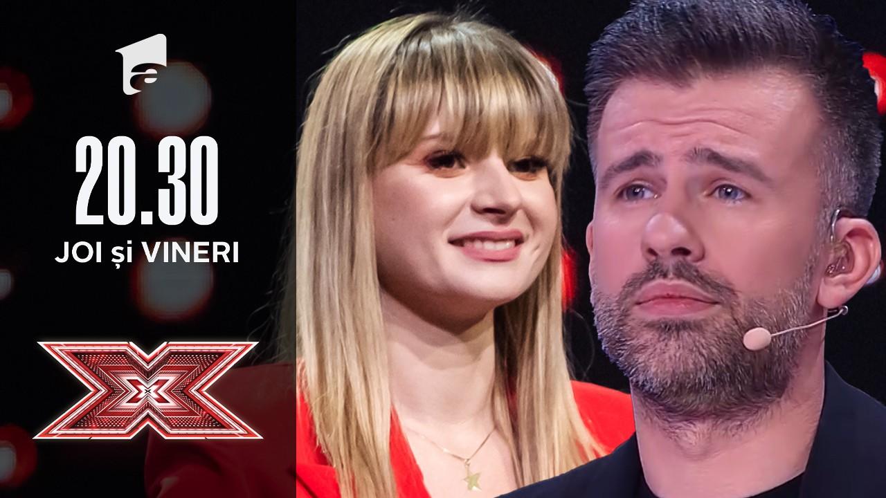 X Factor 2020: Alina Bumbeș - Fallin'