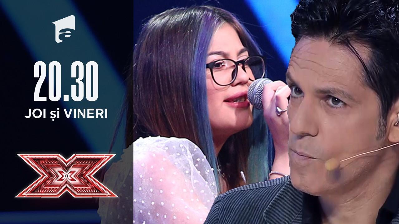 X Factor 2020: Denisa Avram - Seven Nation Army