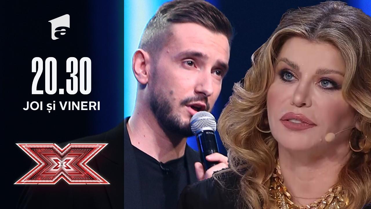 X Factor 2020: Gabriel Cîndea - Broken Vow